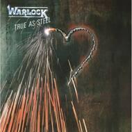 Warlock - True As Steel (Colored Vinyl)