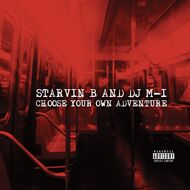 Starvin B & DJ M-1 - Choose Your Own Adventure (Red Vinyl)