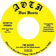 Sage - I'm Alive / Song For Yvonne