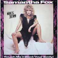 Samantha Fox - Touch Me (I Want Your Body)