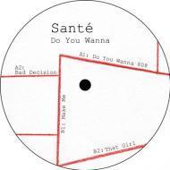Santé  - Do You Wanna (Brown Vinyl)