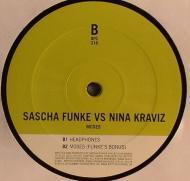 Sascha Funke vs Nina Kraviz - Moses