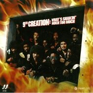 The 9th Creation - Whats Shakin' / Much too much (Yellow Vinyl)