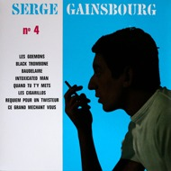 Serge Gainsbourg - N°4
