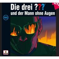 Various - Die Drei ??? und der Mann Ohne Augen (# 185) [Tape]