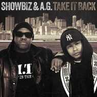 Showbiz & A.G. - Take It Back (Black Vinyl)