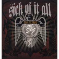 Sick Of It All - Death To Tyrants