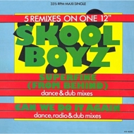 Skool Boyz - Superfine / Can We Do It Again