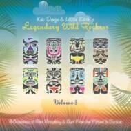 Keb Darge & Little Edith - Legendary Wild Rockers Volume 5