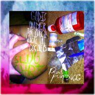 Slug Christ - God Is Under The Porch Where The Dog Died (Red/Blue Splatter)