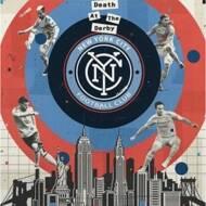 Death At The Derby X Big Ghost Ltd - Los Traficantes / Bodies In The Hudson (NY Football Club)