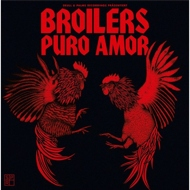 Broilers - Puro Amor (Red Vinyl)