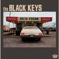 The Black Keys - Delta Kream (Black Vinyl)