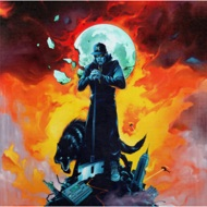 Rome Streetz & Futurewave - Razor's Edge (Black Vinyl) [Cover 2]