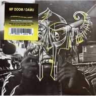 MF Doom X Damu The Fudgemunk - Coco Mango, Sliced & Diced (Yellow Vinyl)