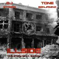 DJ Stress & Tone Benjaminz - Illside (The Story Of Ill Shorty) [Splatter Vinyl]