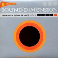 Sound Dimension - Jamaica Soul Shake Vol 1