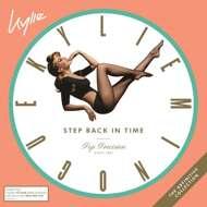 Kylie Minogue - Step Back In Time (Black Vinyl)