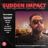 Oliver Sudden - Sudden Impact (Tape)
