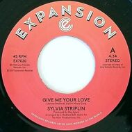 Sylvia Striplin - Give Me Your Love / You Can't Turn Me Away, Roy Ayers