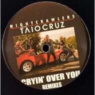 Nightcrawlers - Cryin' Over You Remixes (Black Vinyl)