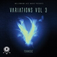 TekHedz - Variations Volume 3 (Tape)