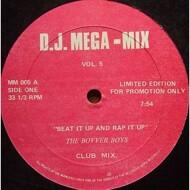 The Bovver Boys - Beat It Up And Rap It Up (DJ Mega-Mix Vol.5)