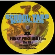 The J.B.'s - Funky President / Funky Song