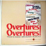 The Longines Symphonette - Overtures!  Overtures! (From 10 Smash Broadway Musicals)