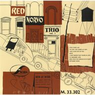 The Red Norvo Trio - Men At Work Vol.1