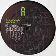 Theo Parrish - Falling Up (Original Version & Remixes)