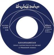 Whitefield Brothers - Savannahstan / Serengeti Bonus Beat