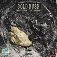 Klever Skemes & Willie The Kid - Gold Rush (Black Vinyl)