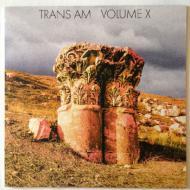 Trans Am - Volume X