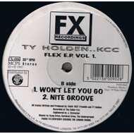 Ty Holden & KCC - Flex E.P. Vol. 1
