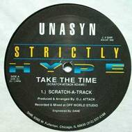 Unasyn - Take The Time