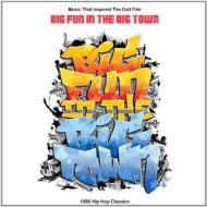"""Various - Music That Inspired The Cult Film """"Big Fun In The Big Town"""""""