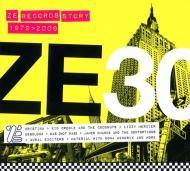 Various - ZE30: ZE Records Story 1979-2009