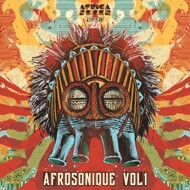 Various - Africa Seven Presents Afrosonique Vol1