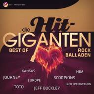 Various - Die Hit-Giganten - Best Of Rock Balladen