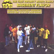 Various - The First Priority Music Family: Basement Flavor