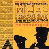 Various (MZEE Records) - The Introduction / 10th Anniversary / Japan Edition Vol.1