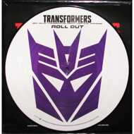 Various - Transformers Roll Out (Picture Disc)