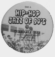 Various - Hip - Hop Jazz 90's Volume 6