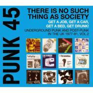 Various - Punk 45 Vol.2: Underground Punk And Post-Punk In The UK 1977-81