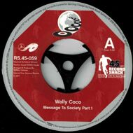 Wallace Coleman - Message To Society
