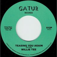 Willie Tee - Teasing You Again / Your Love, My Love Together (RSD 2020)