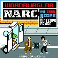 Wordburglar - Narc Hi-Score (In Nintendo Power)