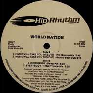 World Nation - Music Will Take You / Everybody