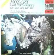 Wolfgang Amadeus Mozart - Violinkonzerte KV 218 und KV 219